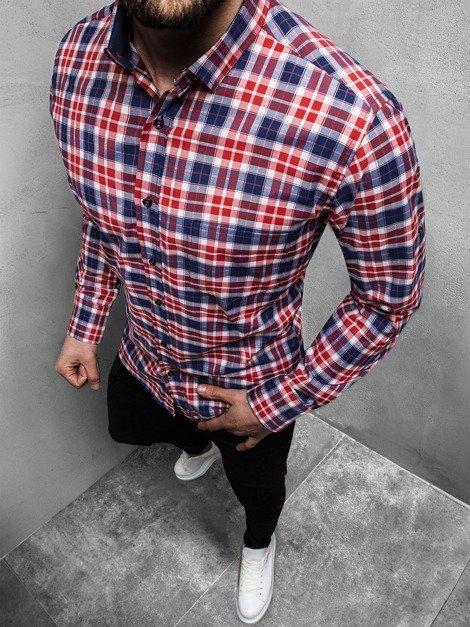 Damska koszula w kratę LXL Sklep Zielone Pogotowie
