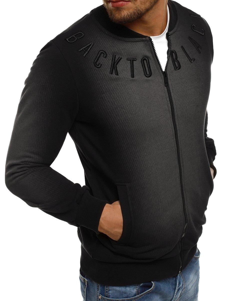 breezy 171375 bluza męska czarna