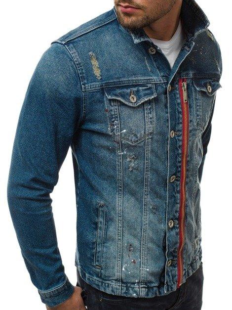 6076e017a2946 Kurtki jeansowe