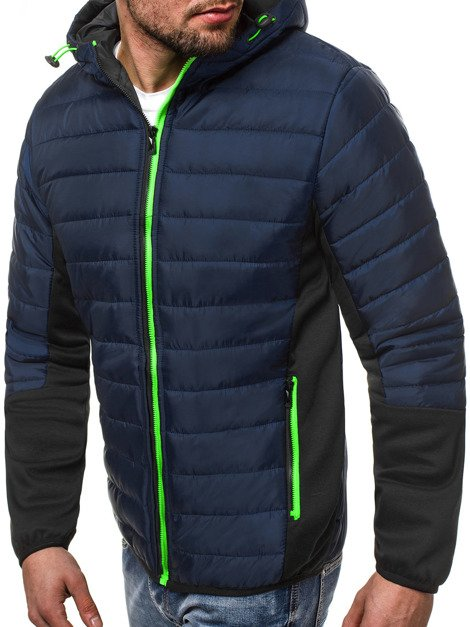 066a9c3ef01cc Kurtki męskie zimowe, kurtki zimowe dla mężczyzn – sklep Ozonee