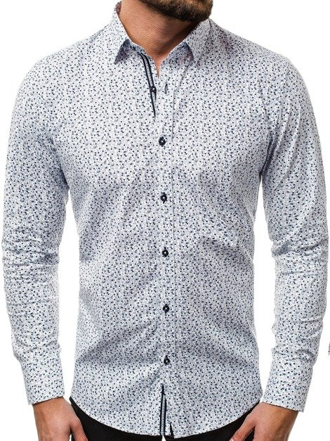 40a77fb68d2b77 Koszule męskie eleganckie, modne koszule slim fit – sklep Ozonee
