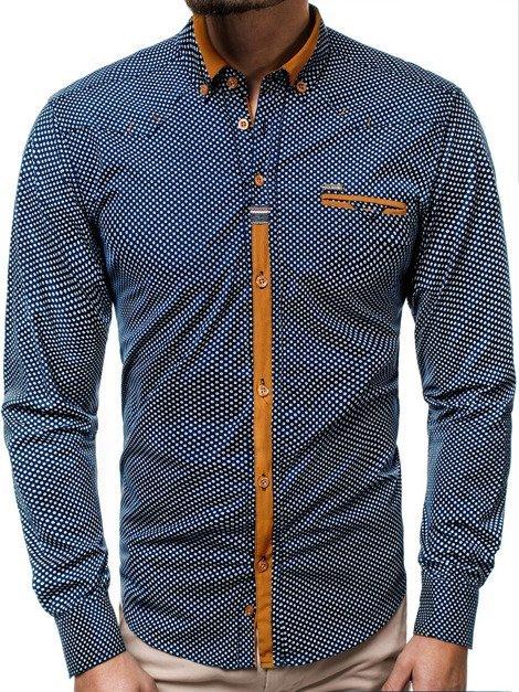 bf4f612e0a357 Koszule męskie eleganckie, modne koszule slim fit – sklep Ozonee