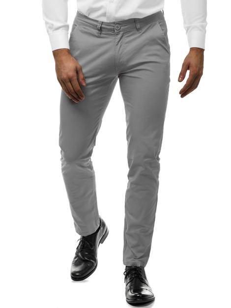 7417bb3330449 Spodnie chinosy męskie